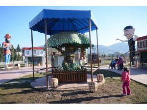 Osmaniye'de belediye çocuklara masal anlatıyor
