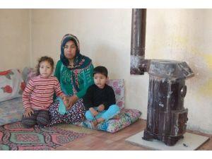 3 Çocuklu Anne Yardım Bekliyor