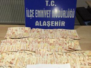 Sahte Paraları Piyasaya Süremeden Yakalandılar