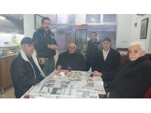 Burhaniye'de İmam İle Cemaat Dayanışması