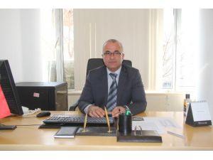 Burhaniye Belediyesi Temizlik İşleri Müdürü Göreve Başladı