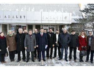 AK Parti Gümüşhane Teşkilatı'ndan Kılıçdaroğlu Hakkında Suç Duyurusu