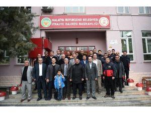 Erzincan Belediyesi Malatya Büyükşehir Belediyesi İle Protokol İmzaladı