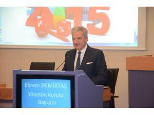 """İZTO Başkanı Demirtaş: """"Suriyelilere Çalışma İzni İstihdamı Derinden Etkileyecek"""""""