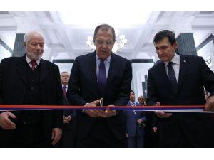 Rusya Dışişleri Bakanı Lavrov, Türkmenistan'da