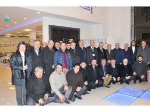 AK Partili Gençlerden Başkan Özaltun'a Ziyaret