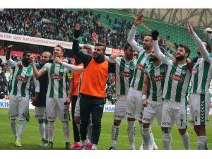 Torku Konyaspor Sahasında Geçit Vermiyor