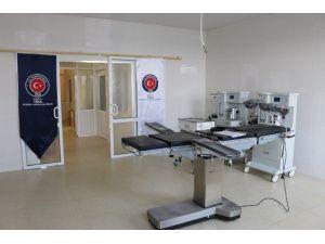 Tacikistan Organ Ve Doku Nakli Ulusal Araştırma Merkezi'ne Tıbbi Donanım Desteği