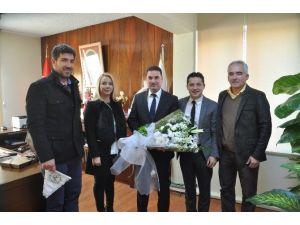 Atdss Kulübüne Ataşbak'tan Destek