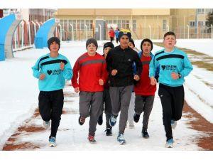 Eksi 15 Derecede Türkiye Şampiyonasına Hazırlanıyorlar