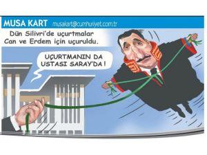 Karikatüre 301 soruşturması