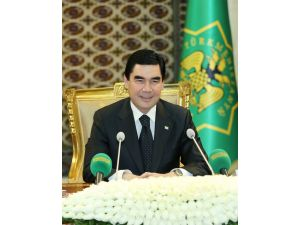 Berdimuhamedov, Putin'i Türkmenistan'a davet etti