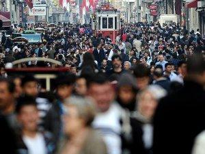 Türkiye'nin nüfusu 1 milyon arttı