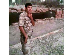 Kalp Krizi Sonucu Hayatını Kaybeden Asker Kilis'te Toprağa Verilecek