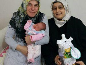 Kartepe'nin Bin 41'inci Bebeğine Hoşgeldin Ziyareti