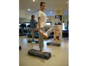 İzmit'te Fitness Salonlarından 23 Bin Kişi Yararlandı