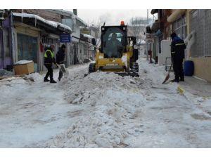 Palandöken Belediyesi, Kar Mücadelesinde Hiç Bir Fedakârlıktan Kaçınmıyor