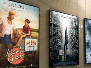 Vizyona bu hafta 5 film girecek