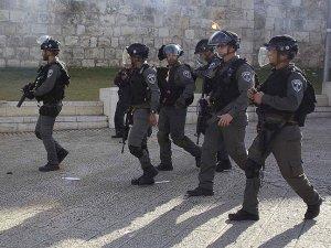 İsrail güçleri Kudüs milletvekilini gözaltına aldı