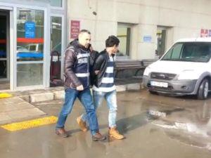 Sakarya'da Hırsızlık Yapan Şahıslardan Biri Yakalandı