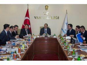 Van'da Yarıyıl Değerlendirme Toplantısı