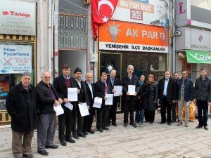 AK Parti Teşkilatı Kılıçdaroğlu Hakkında Suç Duyurusunda Bulundu