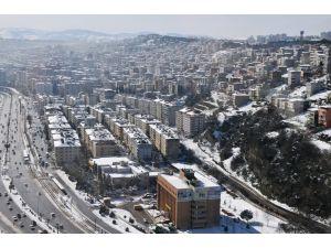 Samsun'un nüfusu 1 milyon 279 bin 884'e yükseldi.