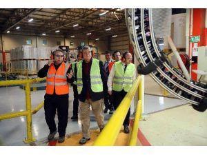 Başkan Karaosmanoğlu, İşçilerle Yemekte Buluştu