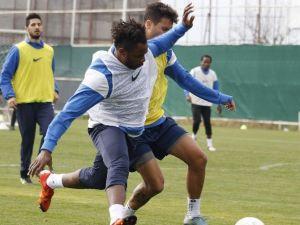 Antalyaspor, Torku Konyaspor Maçı Hazırlıklarına Başladı