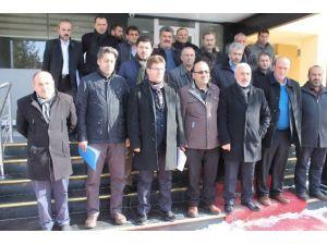 AK Parti Bayburt İl Teşkilatından, Kılıçdaroğlu'na Suç Duyurusu