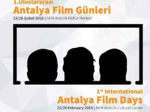 Uluslararası Antalya Film Günleri Başlıyor