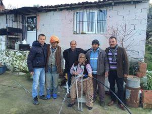 Çerçioğlu'ndan Ayşe Teyze'nin 60 Yıllık Çilesine Köklü Çözüm