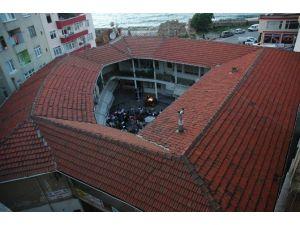 Sinop'un Hal Binası Dönüşüyor