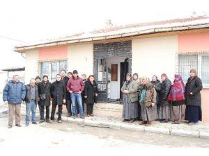 """Yeşiltepe'de """"Baltalı"""" Dehşeti"""
