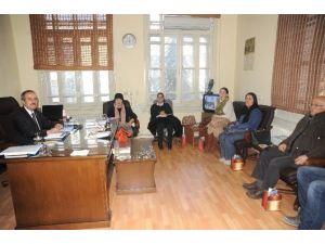 Bilecik'te İnsan Hakları Kurulu Toplantısı Yapıldı