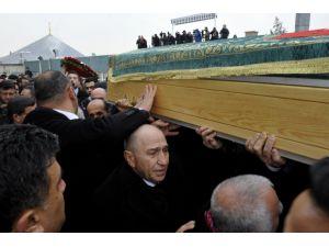 Gülseren Özdemir için Kocatepe Camii'nde cenaze töreni