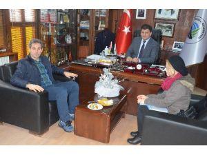Kozlu Belediye Başkanı Ertan Şahin;