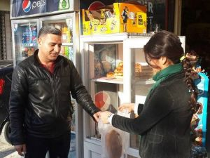 Osmaniye'de ekmek 1 lira oldu