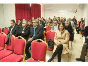 Fırat Kalkınma Ajansı 2016 Mali Destek Programları Eğitim Toplantısı Yapıldı