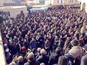 Nusaybin'den Cizre'ye gitmek isteyen gruba gazlı müdahale