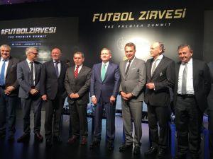 Fikret Orman ve Dursun Özbek aynı panelde konuşmacı oldu