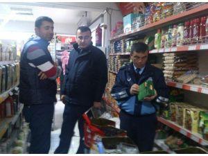 Beyşehir'de Bakkal Ve Marketler Mercek Altında