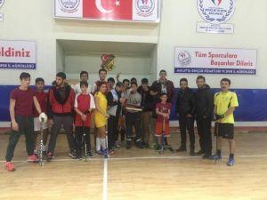 Anadolu Ateşi Hokey Takımı Türkiye İkincisi Oldu