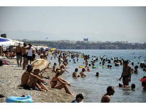 Antalya'da Büyük Düşüş