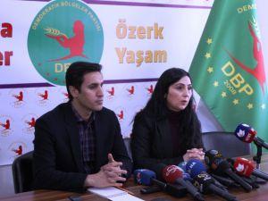 Yüksekdağ: Başkanlık seçimine kadar bu ölüm siyaseti sürecek