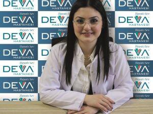 Özel Deva Hastanesi Psikolog Ayten Belemir Yavaşoğlu: