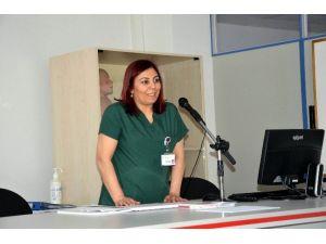 Salihli'de Şeker Hastaları İçin Diyabet Okulu Açıldı