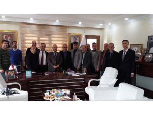 Nusaybin TSO 5 Yıldızlı Hizmet Oda statüsüne girdi