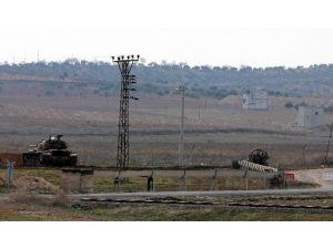 Karkamış'ta Askere Ateş Açıldı, Çatışma Sürüyor