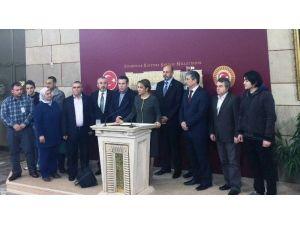 """AK Partili Enç'ten TBMM'de """"Halkkart"""" Çıkışı"""